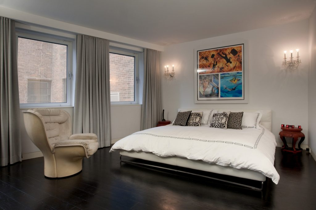Loft apartment new york city david gauld - The wonder loft a visual experiment in manhattan ...
